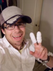 Mes beaux bandages